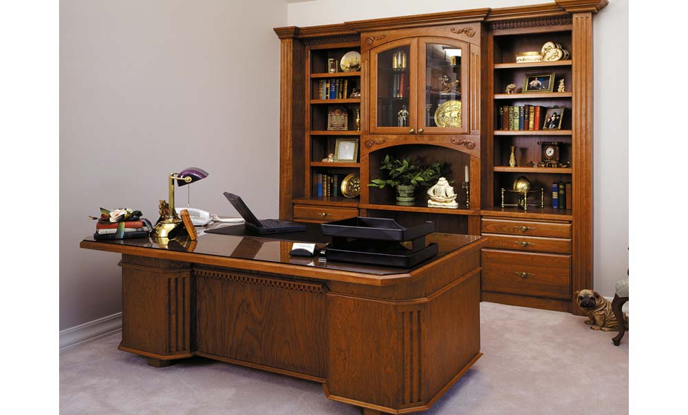 Executive Office Furniture Louisiana VIPs Can Put in their Corner Office - The Office Planning ...