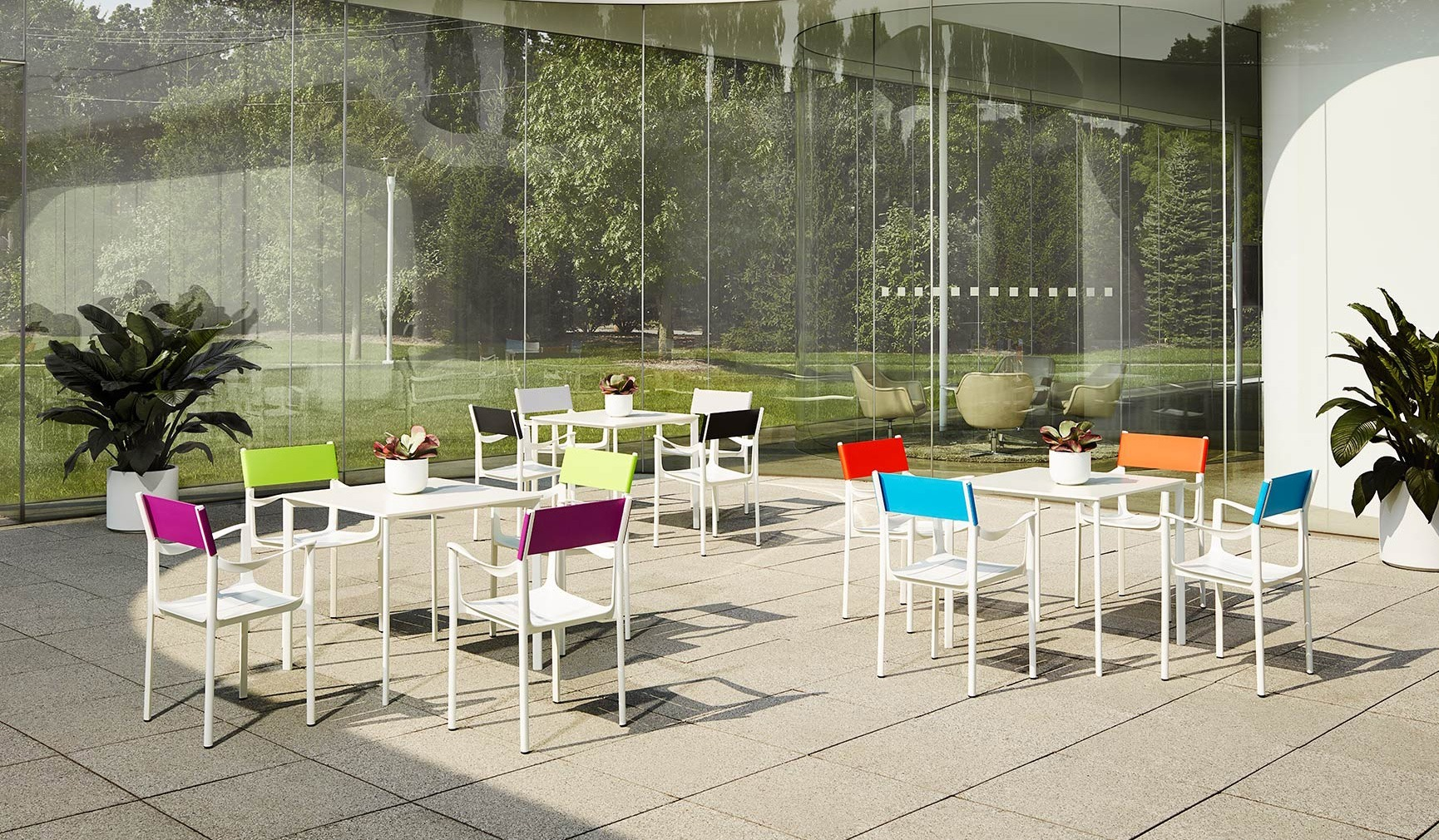 Are You Designing An Outdoor Office The Office Planning