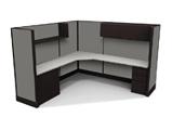 l shaped cubicles