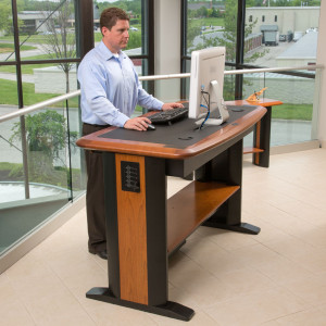Are Stand Up Desks The Future Of Office Furniture The