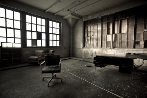 old office furniture