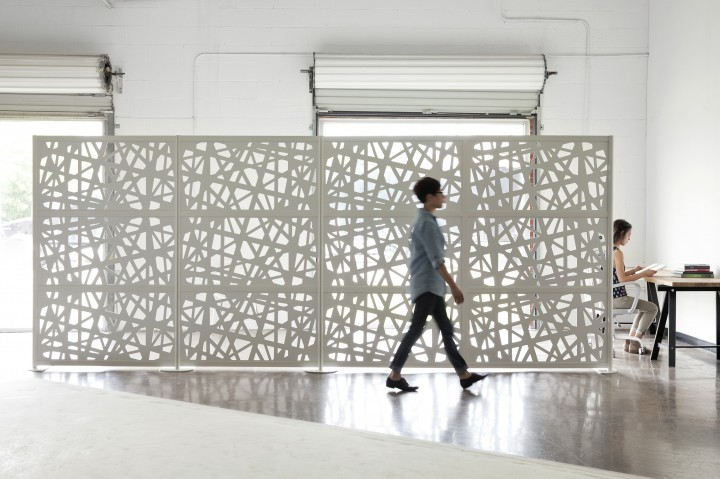 New Office Space Dividers at NeoCon 2014 The Office Planning