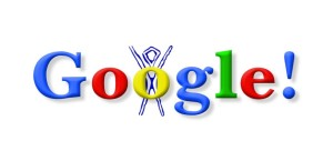 first-google-doodle